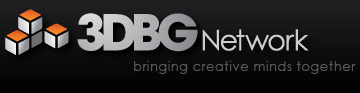 3DBG Network Logo